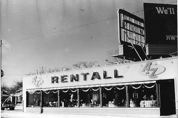 A to Z RentAll Opens