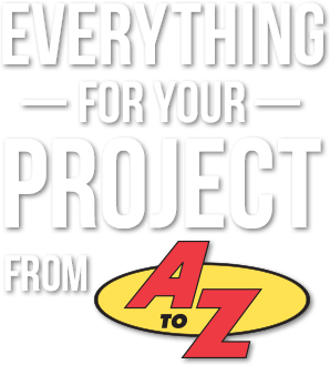 Everything for your project, from A to Z